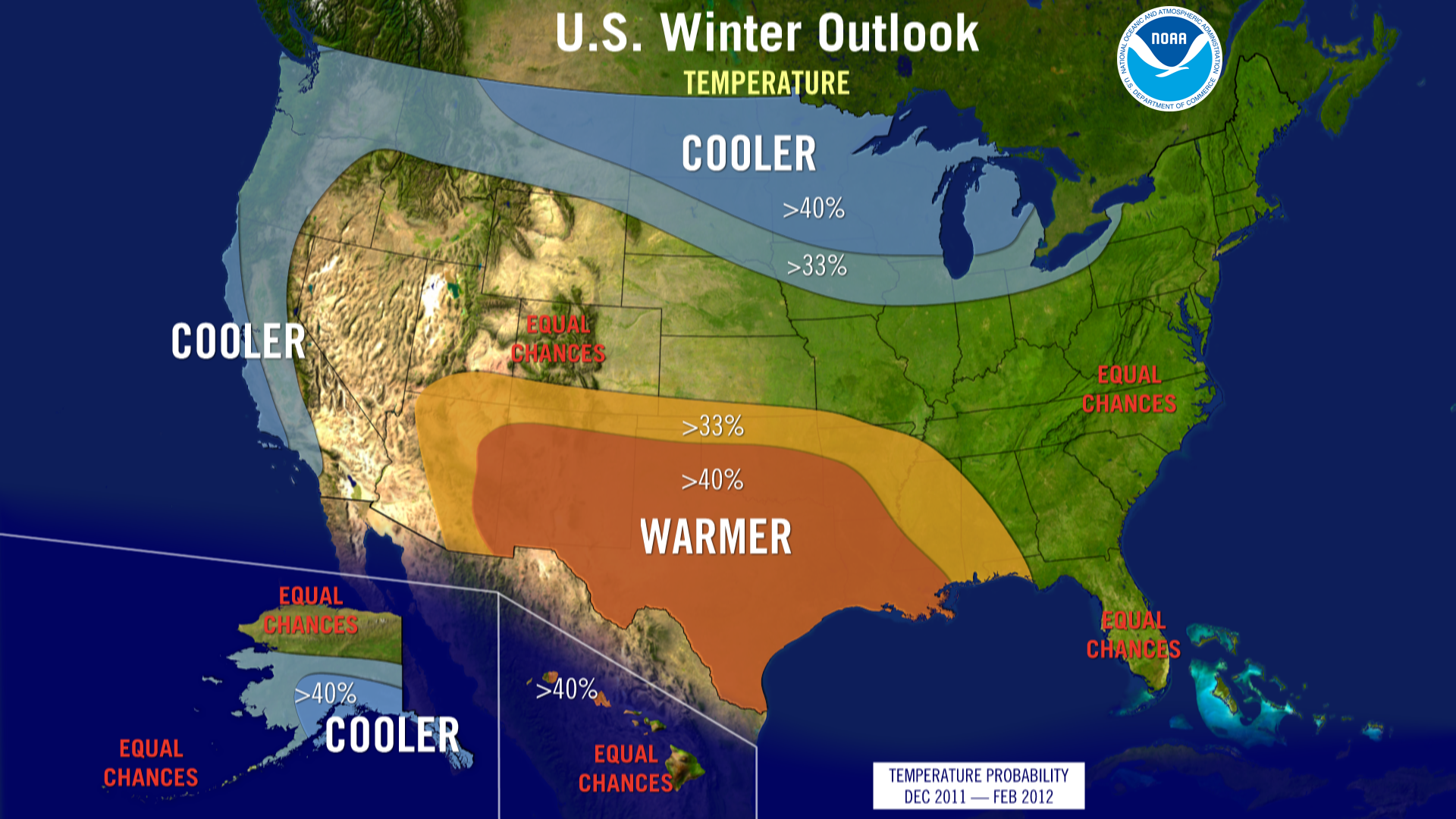 Climate Prediction Center\'s Winter Forecast | 41 Action ...